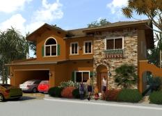 Franco house model