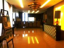 Hotel like lobby