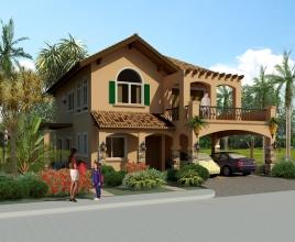Leandro house model