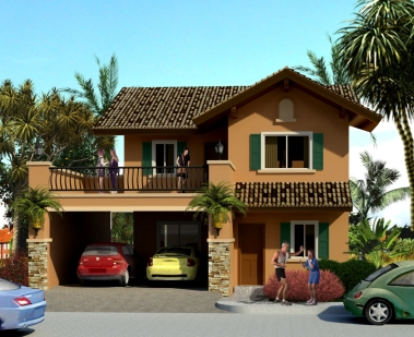 Montano House model