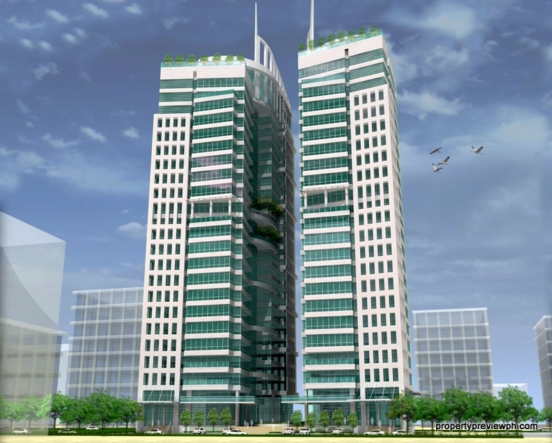 Quezon City Condo  The Symphony Towers