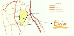 evia loc map