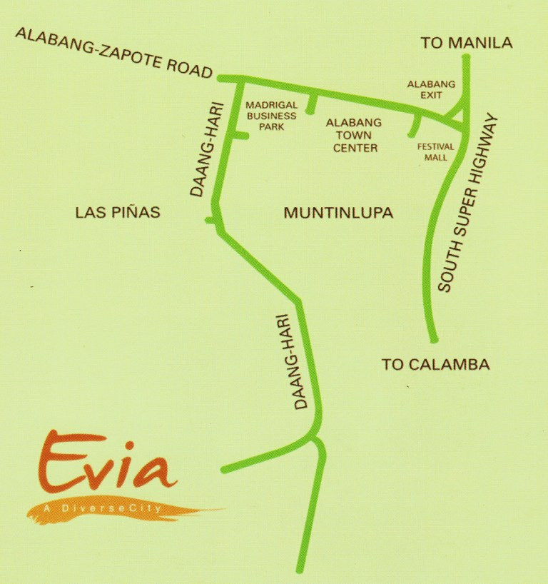 EVIA a Diverse City property preview 2017