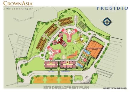 Presidio masterplan