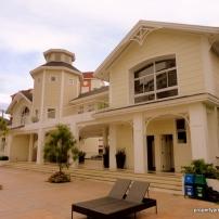 the Presidio Pavillon