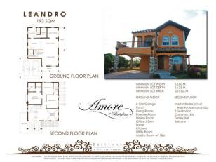 Leandro Floor plan