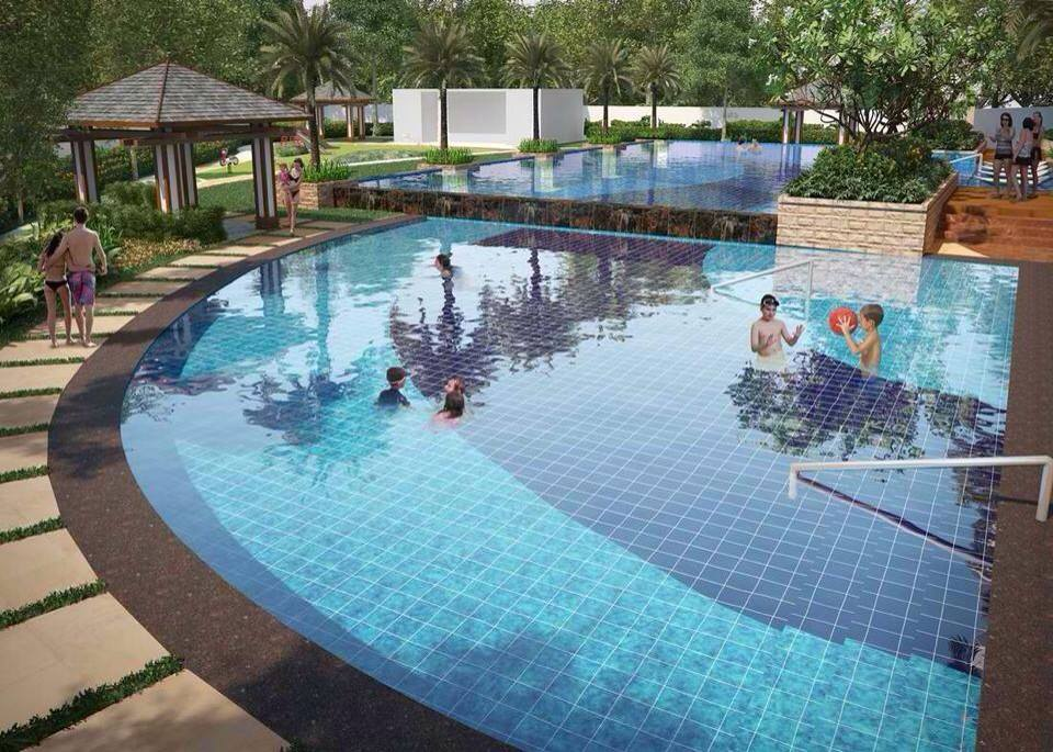 Dmci homes brio tower near rockwell property preview ph - Capital tower fitness first swimming pool ...