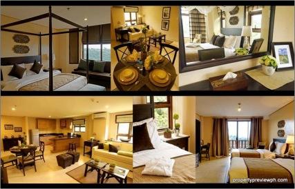 furnished condotel units