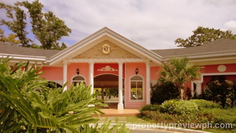 Georgia clubhouse