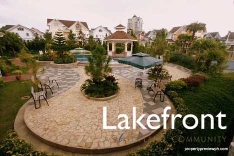 Lakefront flyer