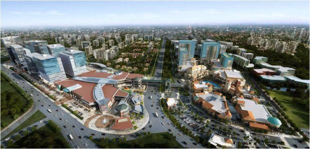 Vista City