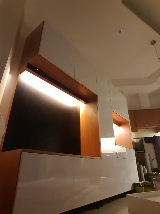 TV storage